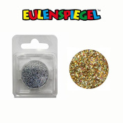 NEW Holographic Glitter 2 g, gold jewel crushed