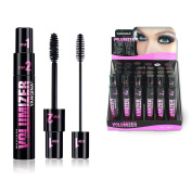 24 x BLACK LUXURY MASCARA 2 STEPS WATERPROOF WHOLESALE IN DISPLAY BOX