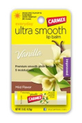 Carma Laboratories Inc. Carmex Ultra Smooth Vanilla Lip Balm Stick Spf 15 5ml