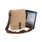 Quadra Vintage Canvas Ipad / Tablet Reporter Bag