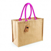 Westford Mill Unisex Westford Mill Classic Jute Shopper