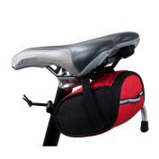 K9Q Waterproof Cycling Mountain Bicycle Saddle Bags Back Seat Tail Pouch Package shipped with tracking number and a free gift
