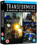 Transformers: Movie Collection [Region B] [Blu-ray]
