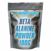 Pure Beta Alanine Powder - 100g