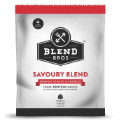 Blend Brothers 55 g Spanish Tomato and Chorizo High Protein Savoury Sauce - Pack of 8