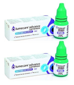 Lumecare Advance Carmellose 10ml BULK BUY 2 tubes
