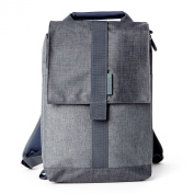 GreenSmart Gaur Backpack 13, Charcoal, One Size