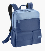Belle Hop Luggage Backpack, Blue, One Size