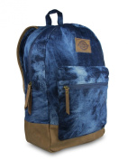 Dickies The Hudson Backpack, Dark Washed Denim, One Size