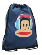 Paul Frank Julius Monkey Lunch Box School College Drawstring PE Bag