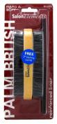 Salon Elements 2-Sided Palm Brush Soft & Hard 1 brush SE803