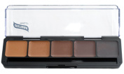HD High-Definition Glamour Creme Palette, Neutral #3