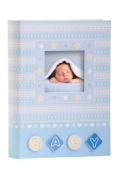 Baby Boy 15cm x 11cm Photo Slip-in Album