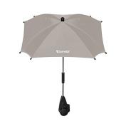 LORELLI UMBRELLA UV PROTECTION BEIGE stroller pram parasol pushchair sun shade