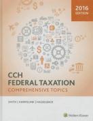 Federal Taxation 2016