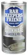 Bar Keepers Friend Cookware & Stainless Steel Cleanser & Polish