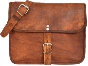 """Gusti Leder nature """"Mary"""" Genuine Leather Satchel Handbag Shoulder Cross-Body Bag Messenger Party Festival Everyday Vintage Unisex Brown H1"""