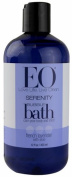 EO Essential Oil Products Bubble Bath Serenity French Lavender with Aloe -- 350ml