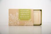 Olivia Care Natural Olive Oil Bar Soap -240ml Green Tea
