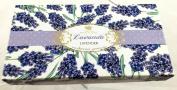 Florence Lavanda Lavender 3 Bar Soap Gift Set - Lavender 3 x 125g