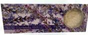 Fiorentino 3 Bar Soap Gift Set - Lavender 3 x 125g