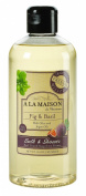 A La Maison Shower Gel - Fig & Basil, Fig & Basil, 16.9 Fluid Ounce