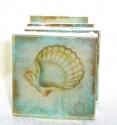 Sea Shell Soap, Ocean theme, Beach theme soap, Made in America,Try one