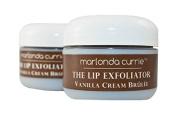 marlonda currie The Lip Exfoliator, Vanilla Cream Brulee
