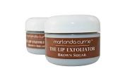 marlonda currie The Lip Exfoliator, Brown Sugar
