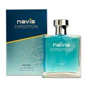 Sandora Fragrances Navis Expedition for Men Eau De Parfum Spray, 100mls