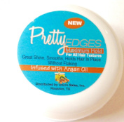Salon Candies Happy Edges Silky Smooth Gel Non-Greasy Clear Gentle Shine 60ml