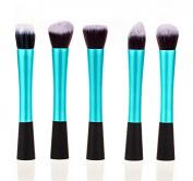 MyMei® 5pcs Professional Soft Blusher Makeup Cosmetic Brush Tools Set