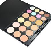 Youngman 20 Colour Concealer Camouflage Professional Makeup Cosmetic Palette Set+2 PEN
