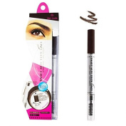 Mei Linda Smart Auto Brow Liner Waterproof - 02 Black Brown