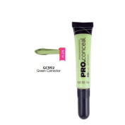 6 Pack L.A. Girl HD Pro Conceal 992 Green Corrector