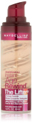 3 Pk, Maybelline New York Instant Age Rewind The Lifter Makeup, Nude Beige, 1 Fluid Ounce