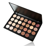 Youngman Professional 28 Colour Neutral Warm Eyeshadow Palette Eye Shadow Makeup Cosmetics