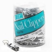 Nail Clipper with File, 72 Pieces, Wholesale Lot,