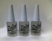 Daby Nail Hardener 3 Piece Set. Great Deal
