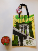 Trader Joes Pumpkin Body Butter And NY Style Reusable Shopping Bag