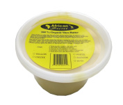 African Secret 100% Organic Shea Butter 470ml - Yellow Solid