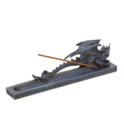 Koehler Home Indoor Decorative Accent Scented Dragon Fire Incense Burner