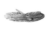 Hair Clip | Barrette | Dragonfly