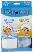 Turbie Twist Wet Day / Dry Day