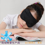 iSleep -- Silk Eye Sleep Mask with Gel Hot / Cold Pain Relief Mask Eye Pillow, Cold Therapy for Headache, Migraine, and Sinus Pain