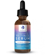 Foxbrim Complete Retinol Serum, Ultimate Repair Anti Ageing Serum, 30mL/1oz