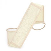 Exfoliating Back Scrubber By Yoa - Largest Premium Scrubber More Hygienic Than Loofah, Helps Fight Acne