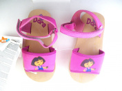 Pink Dora the Exploer Strap Sandals (Size 13/1) - Girls Size 13/1 Sandals