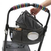 CityStroll 2-in-1 Stroller Organiser /Caddy & Take with You Shoulder Bag