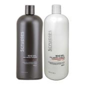 Scruples Litre RENEWAL Shampoo + Conditioner